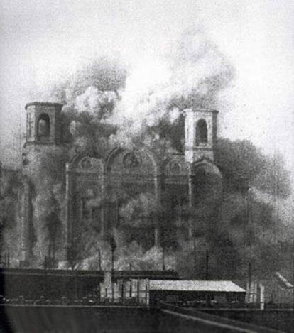 Резултат с изображение за Христос спасител разрушен